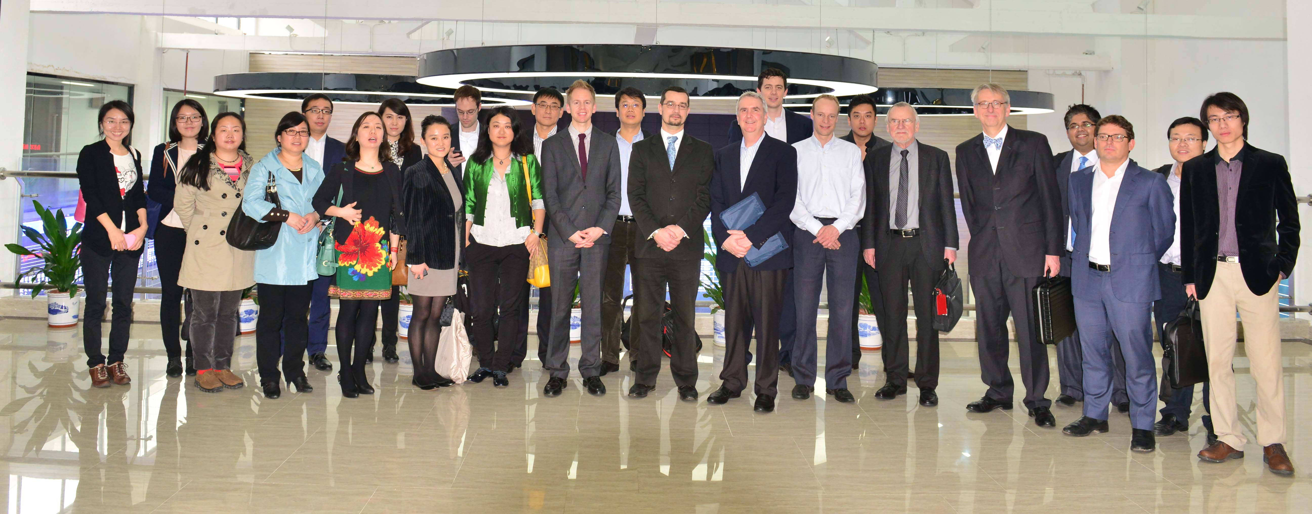 B-PMR Mission in Guangdong China in February 2013