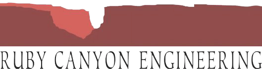 Ruby Canyon Engineering Logo